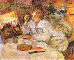 Lautrec_woman_at_her_toilette_1889