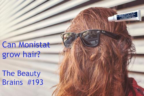 monistat hair